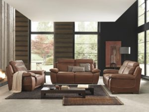 discount top grain leather furniture